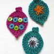 """¡Estos ornamentos lindos son rápidos de hacer y de embellecer! """"_lg ="""" http://www.creacioneserika.es/wp-content/uploads/2017/01/1483629732_655_como-crochet-adornos-lindos-de-navidad.jpg """"width ="""" 110 """"height ="""" 110"""
