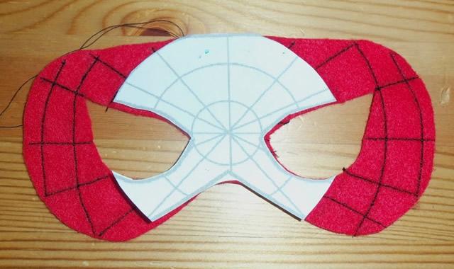 máscara de arañazos