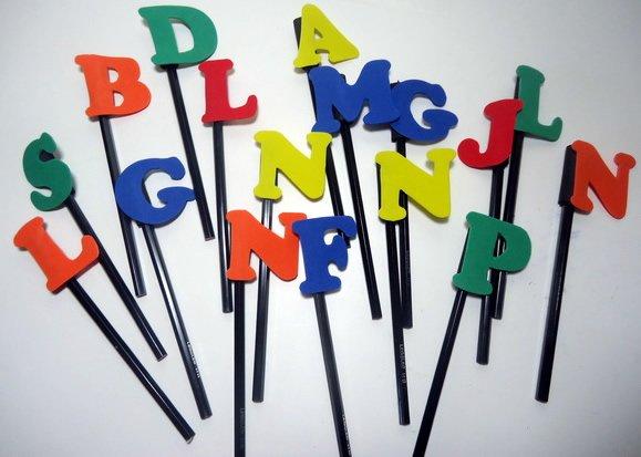 Punta del alfabeto