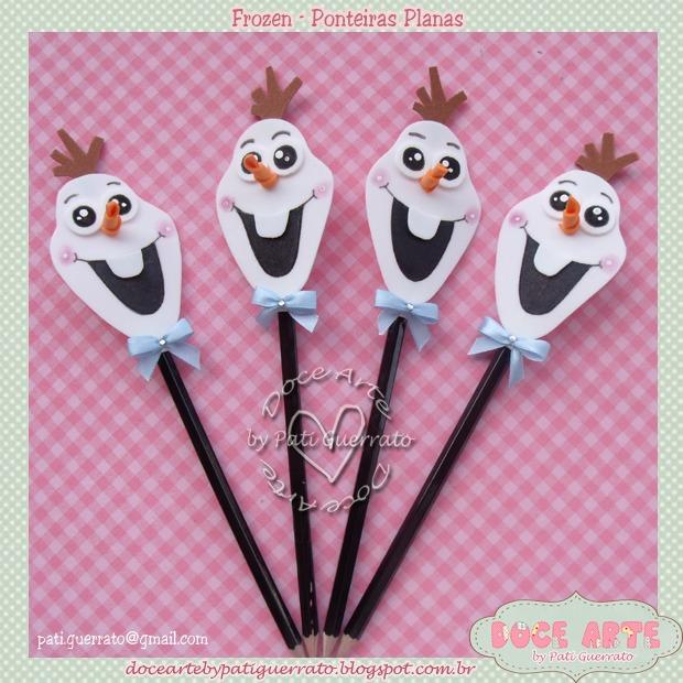 Punta de lápiz Olaf