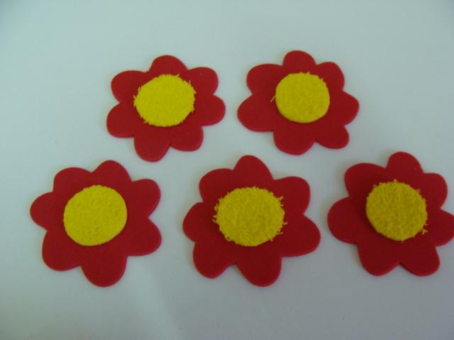 flores de víspera