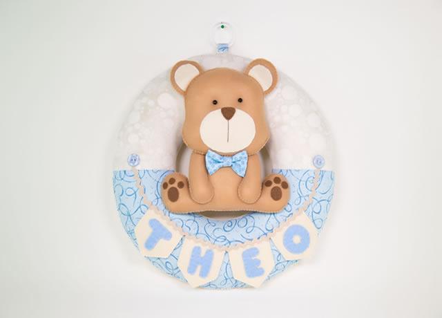 guirnalda de oso