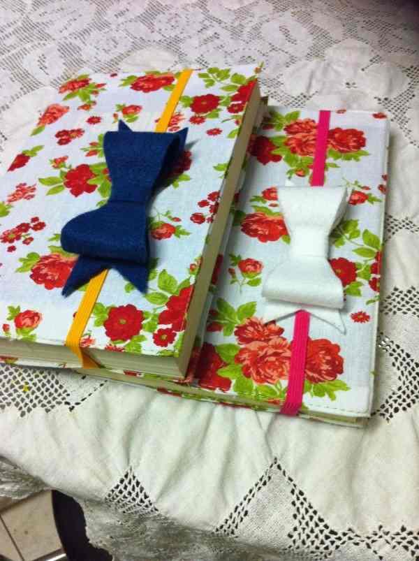 detalle para cuadernos hechos a mano
