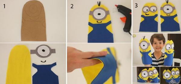 como hacer marionetas
