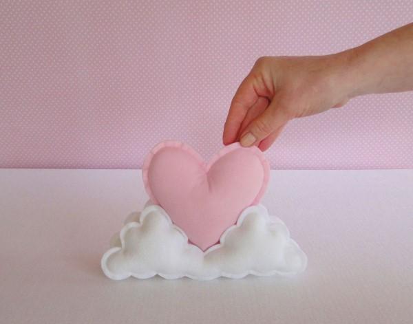 nube con corazón