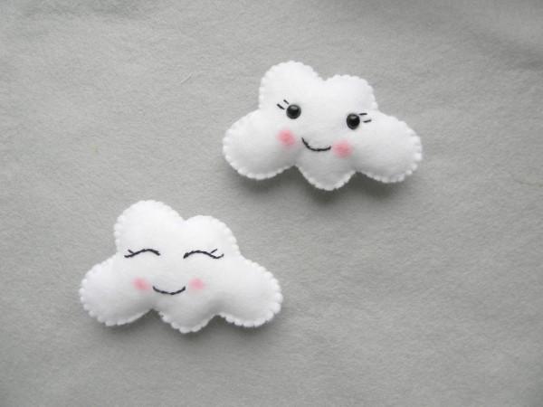 nube feliz