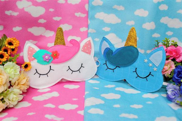 máscara-de-dormir-unicornio-niña-y-niño