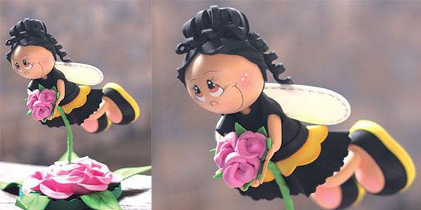 3D EVA Bee