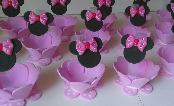rosa de Minnie