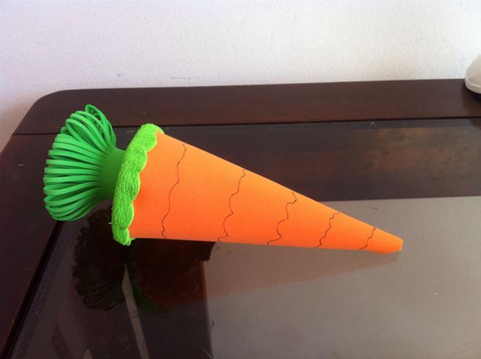 recuerdo de zanahoria eva