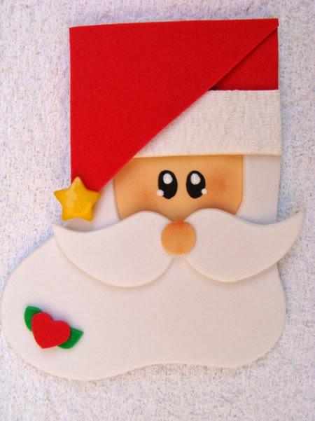 Porta platería Santa Claus