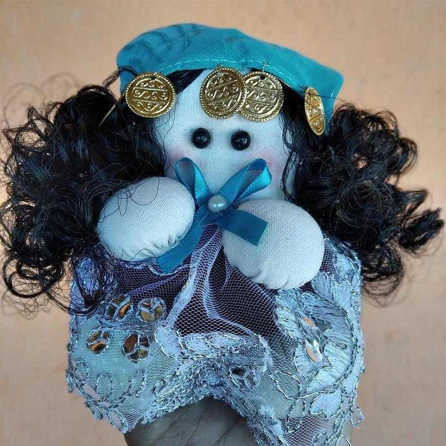 muñeca gitana yoyo