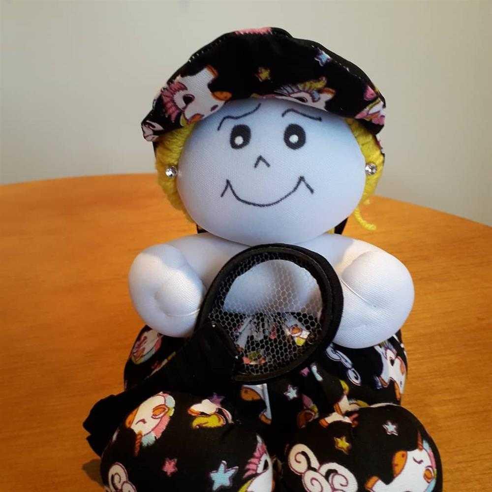 muñeca de tenis yo-yo