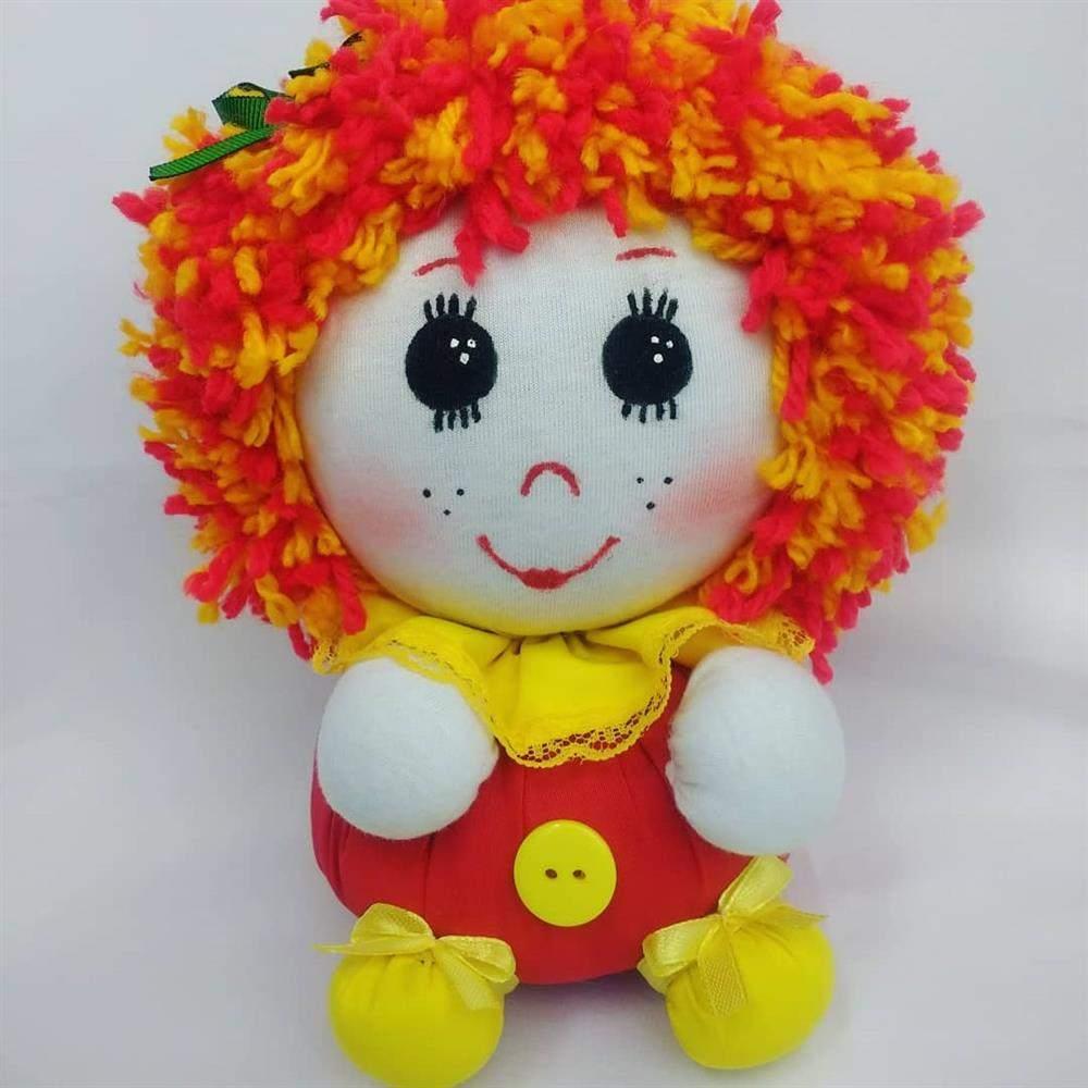 yo-yo doll emília