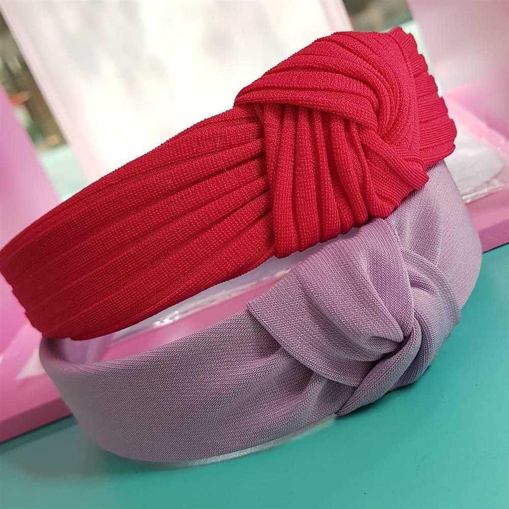 turbante de colores tiara