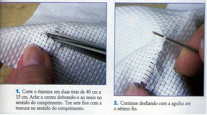 tutorial de bordado con cintas