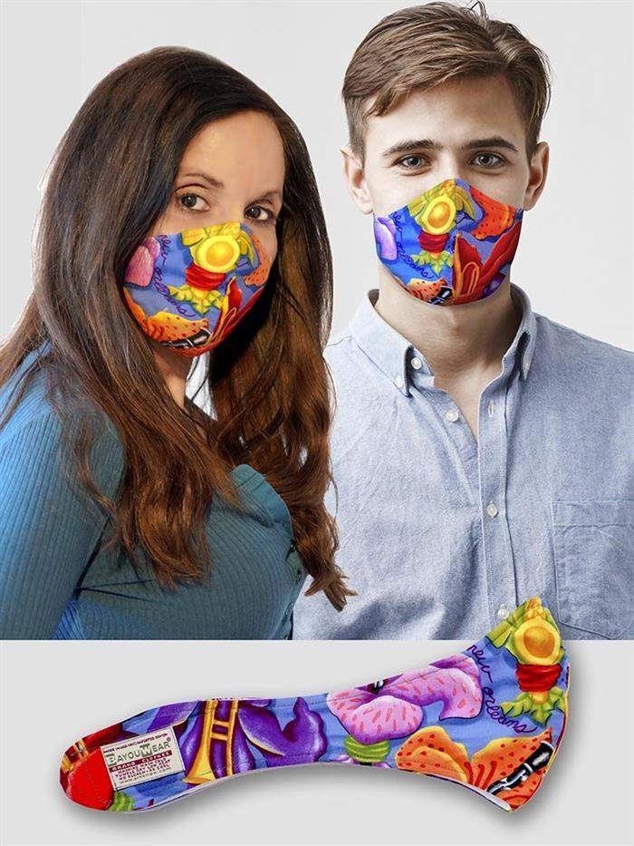 máscara de motorista