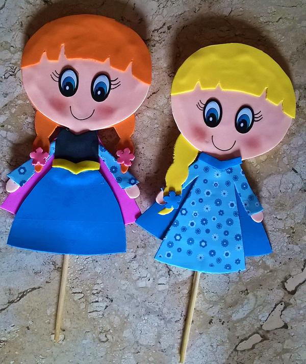 eva marionetas