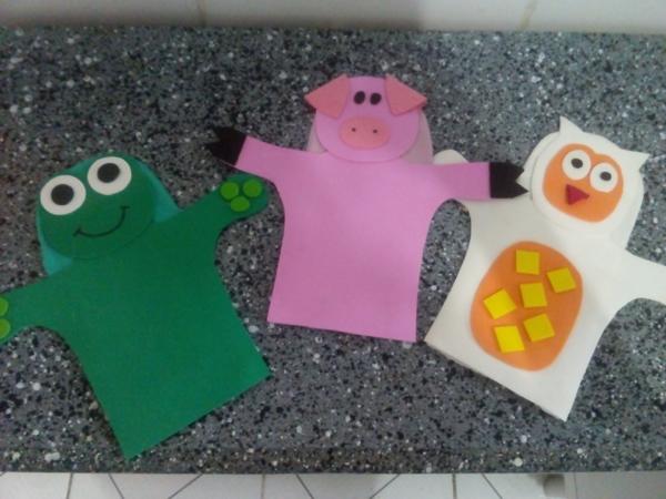 eva marionetas mascotas