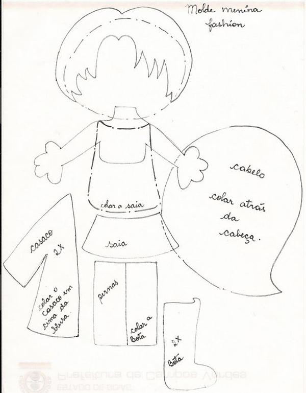 cuaderno con eva con plantilla