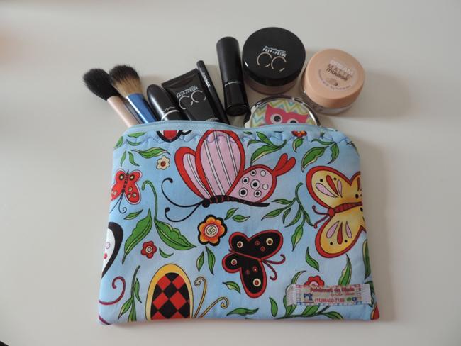 Bolsa de maquillaje