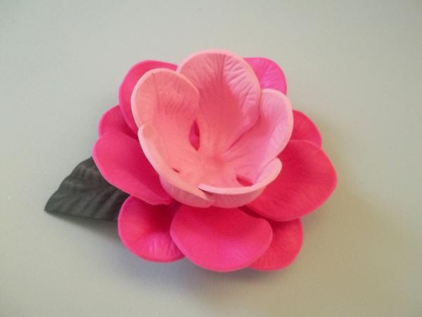 dos colores flor eva titular de bombón