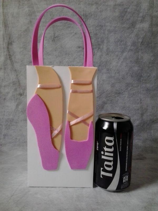 zapatillas eva en bolsa