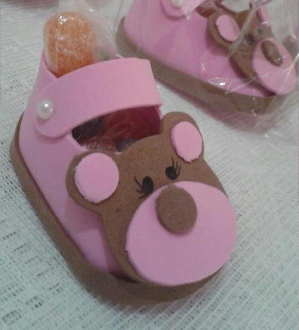 zapato eva oso
