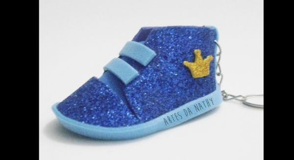 zapato de corona eva
