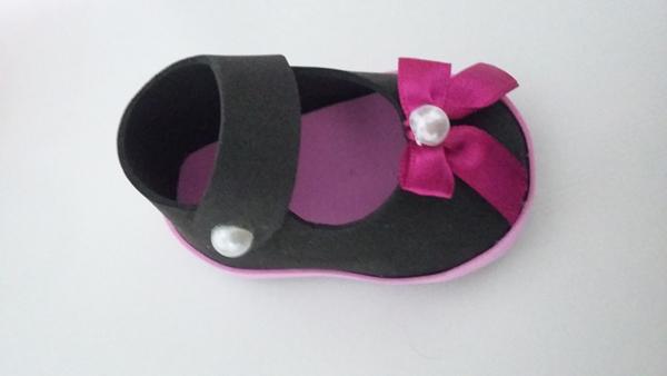 zapato eva negro