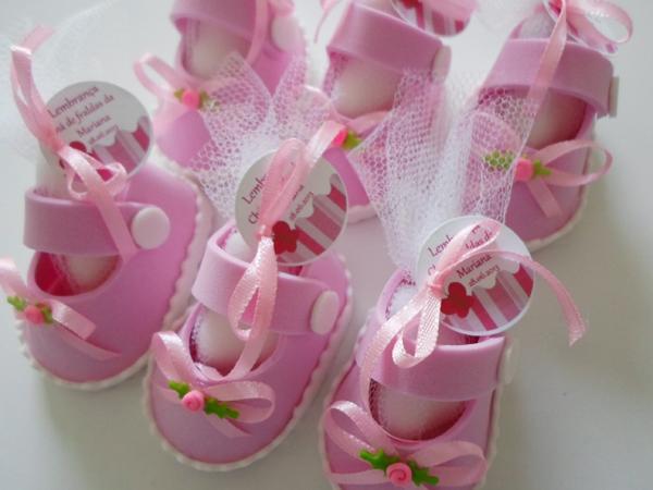zapato eva flor