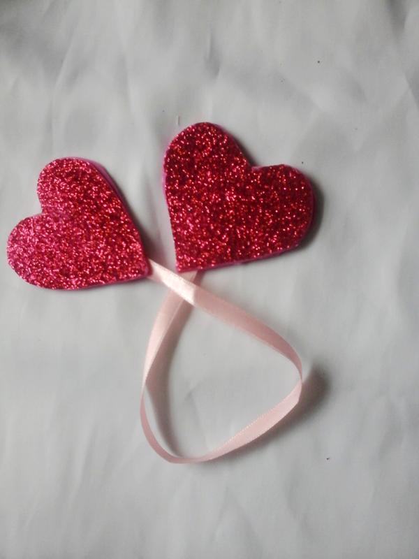 marcador en heart eva