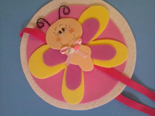 marcador en eva cd