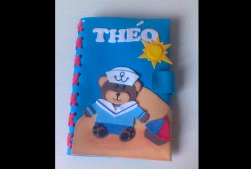 folleto de vacunas marinero