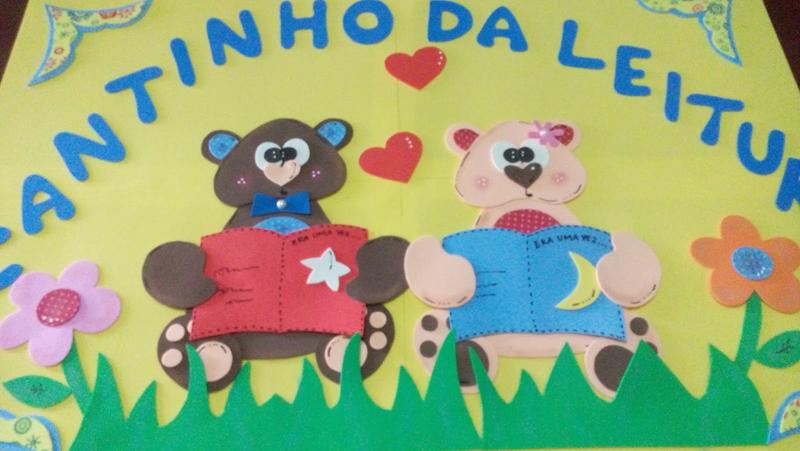 panel eva con osos