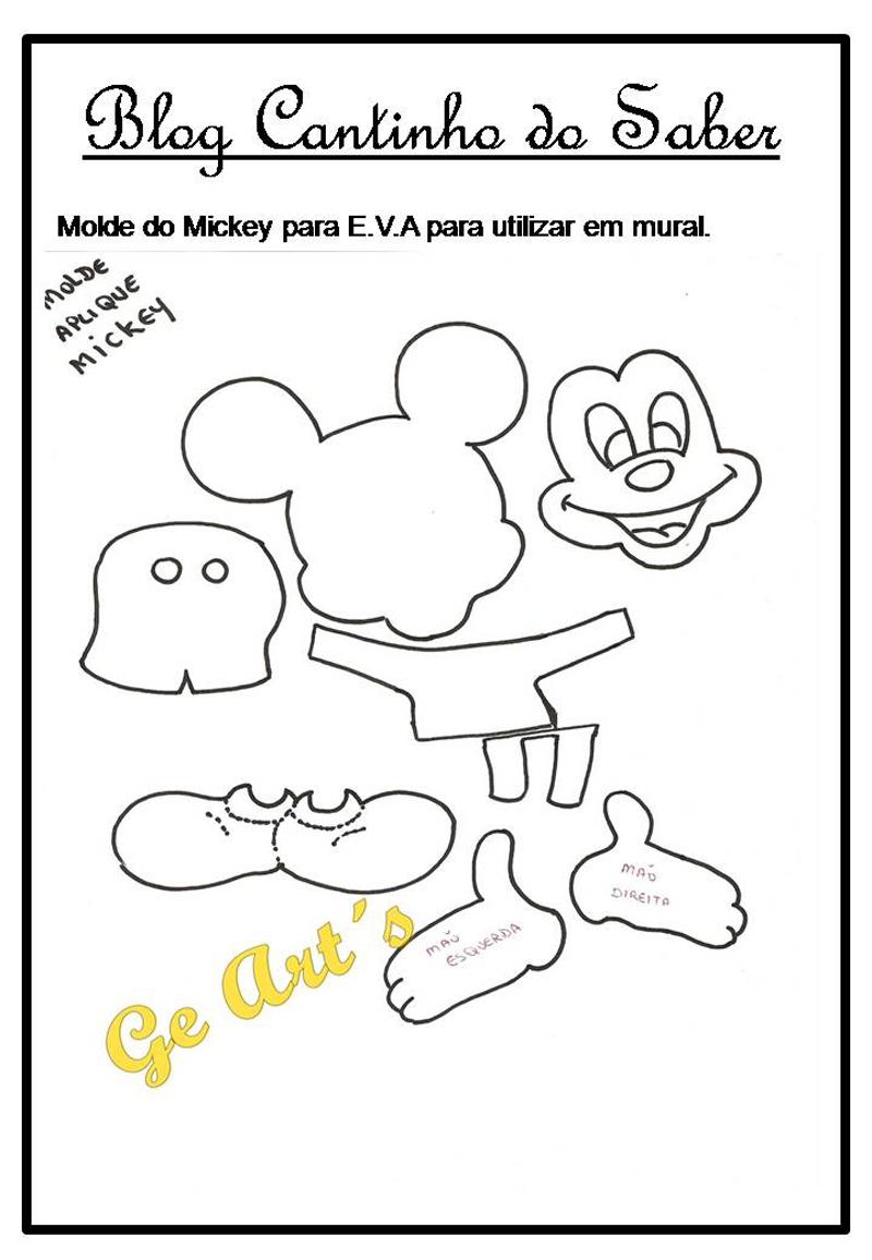 mickey eva molde