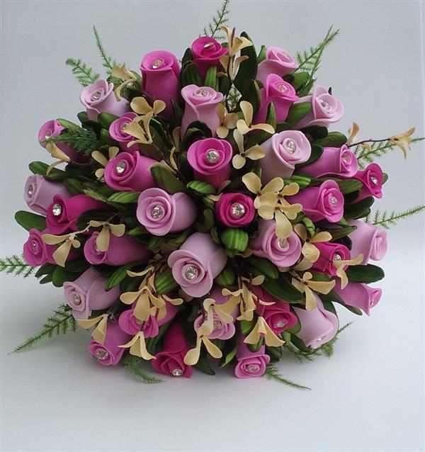ramo de rosas eva