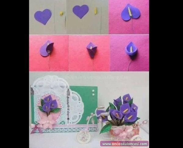 flor de lirio eva