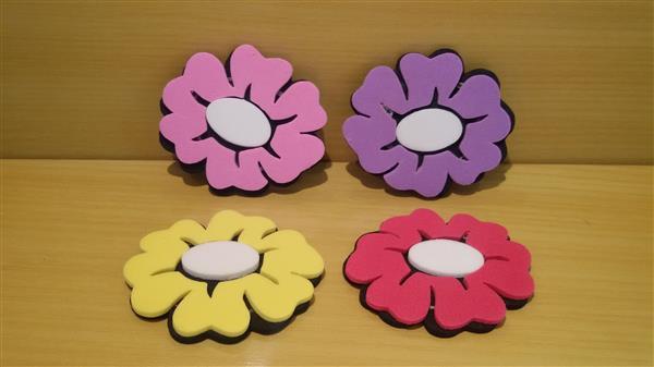 arreglos de mesa de flores eva