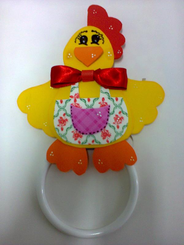 pollo en EVA