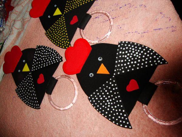 Consejos artesanales para madres en EVA