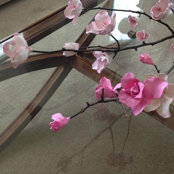 eva flor en arreglo