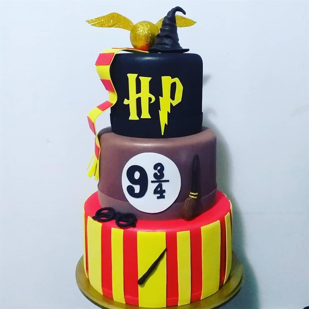 Pastel De Harry Potter
