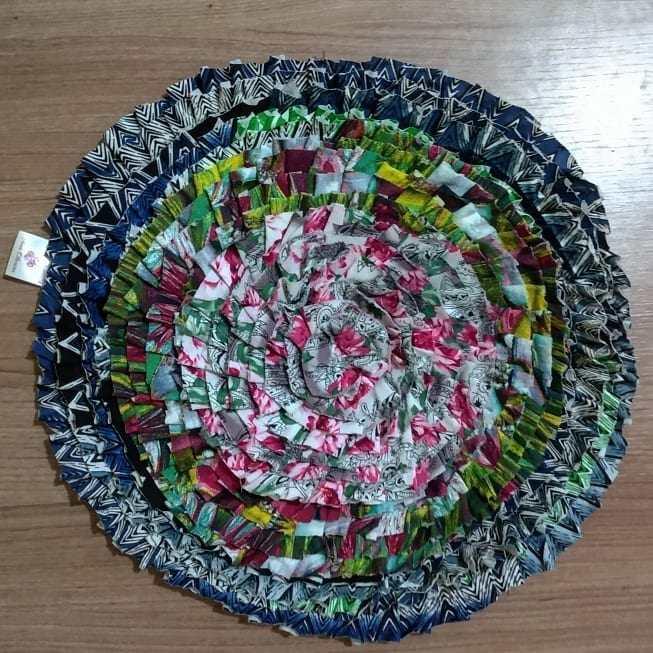 alfombra al por menor hecha a mano