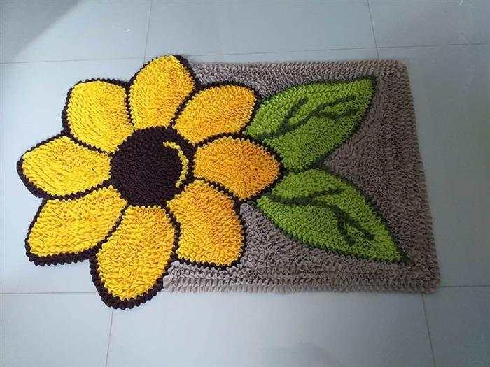 alfombra de venta al por menor con diseño