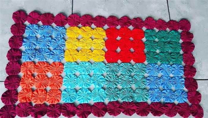 alfombra de hilo al por menor
