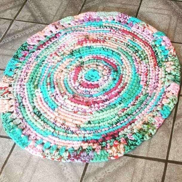 alfombra redonda al por menor