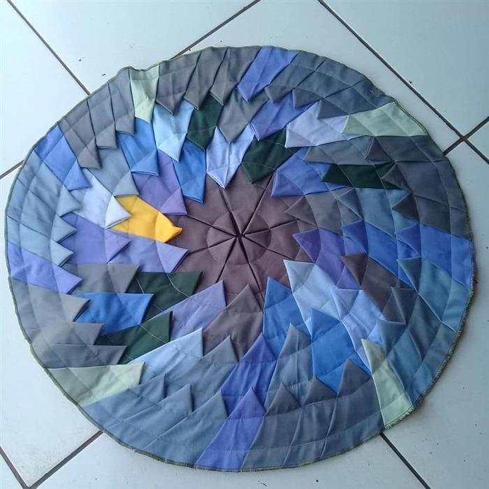 alfombras de solapa