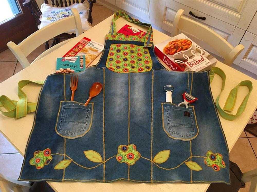 costura creativa para cocina