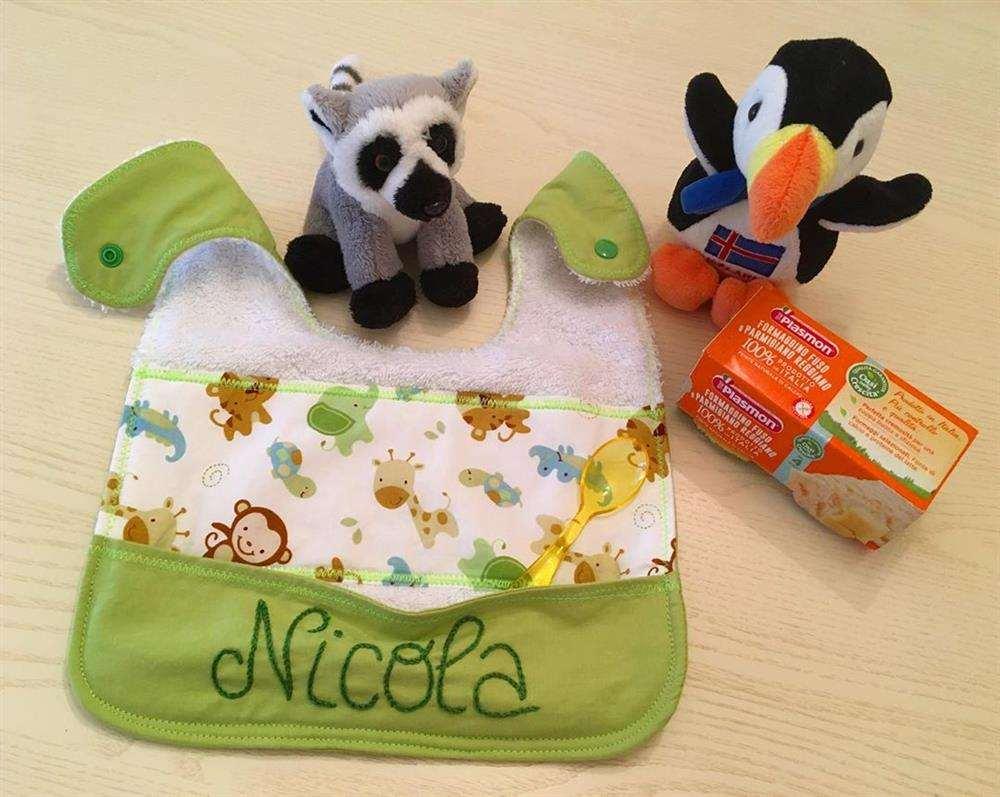 costura creativa para bebés